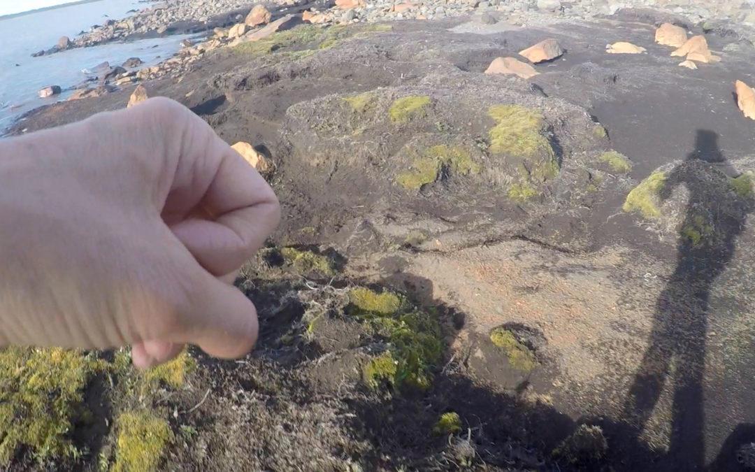 land undir fót / covering the distance